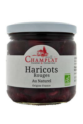 Haricots rouges nature 280g