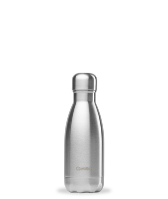 Bouteille isotherme inox brossé 260ml