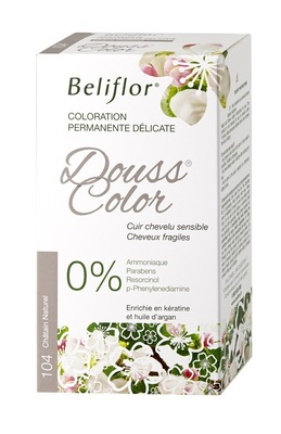Coloration châtain naturel 130ml